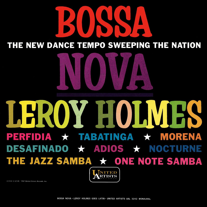 Leroy Holmes