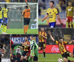 Dit zijn de 'vuilste' spelers uit de Jupiler Pro League