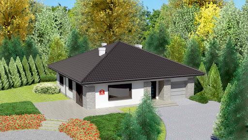 projekt Dom przy Słonecznej 2