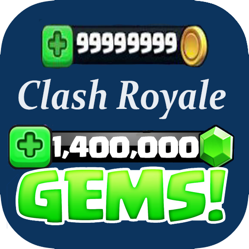 Gems for clash royal pro prank
