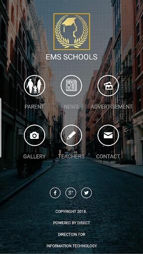 Educational Modernity Schools EMS 3.2 screenshots 2