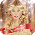 Princess Doll Makeup,Dressing icon