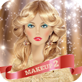 Princess Doll Makeup,Dressing