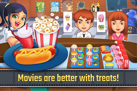 My Cine Treats Shop - Your Own Movie Snacks Place- screenshot thumbnail