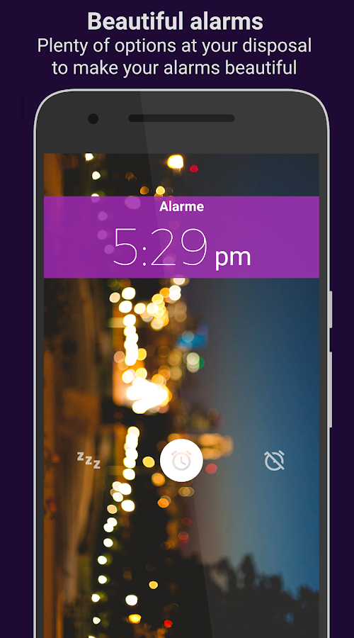 Wake me up! Smart Alarm- screenshot