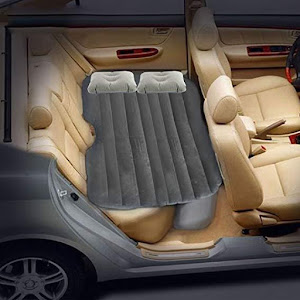 Saltea gonflabila auto Couch Air, 86 x 40 x 135 cm, include pompa auto