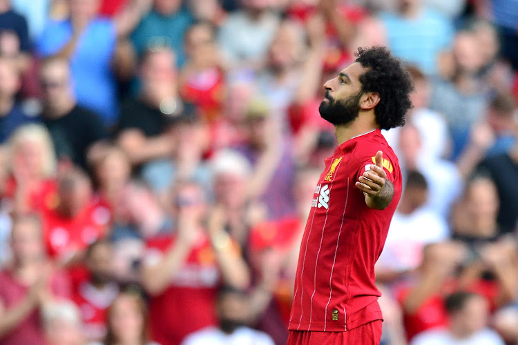 Carton plein pour les Reds et Mo Salah