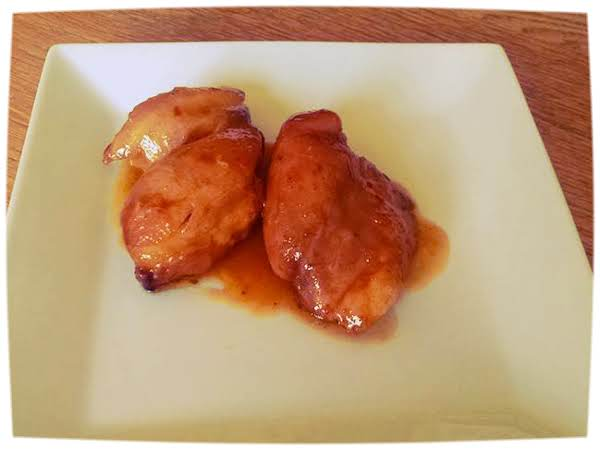 Slow Cooker Spicy Apricot Chicken Recipe