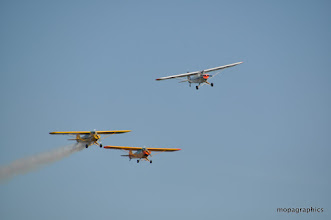 Photo: trio de PA-18