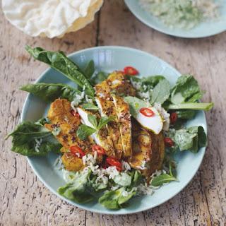 Jamie Oliver's Bombay Chicken and Cauli