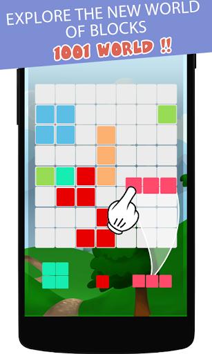 1001 World - Block Puzzle