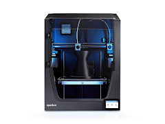 BCN3D Epsilon Fully Enclosed Large Format Independent Dual Extrusion 3D Printer