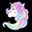 Little Pony and Unicorn icon
