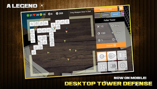 Desktop Tower Defense