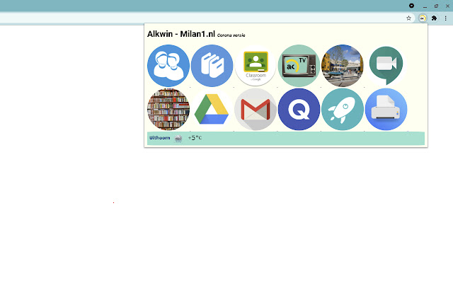 Alkwin Kollege - Milan1.nl