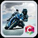 Sports Bike Clauncher Theme icon