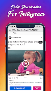 Photo & Video Downloader for Instagram Screenshot