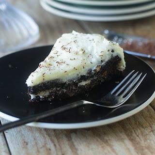 GF Chocolate Cake Cream Cheese Frosting Recipe
