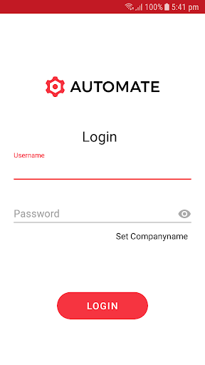 automate - garage management app screenshot 1