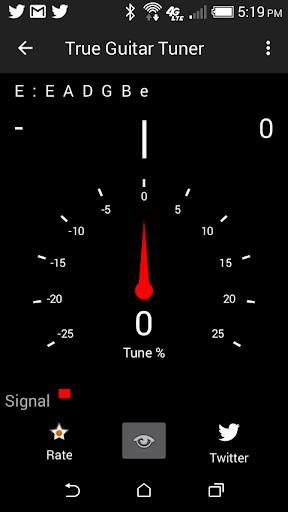 True Guitar Tuner screenshots 3