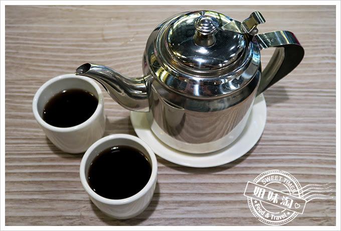 蔡家食堂潮州砂鍋粥養肝茶