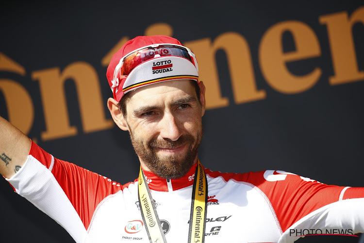 """Wereldkampioen (dankzij zijn fiets) geen topfavoriet in tijdrit volgens De Gendt: """"Voor mij is Wout van Aert de grote favoriet"""""""
