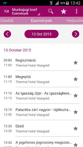 玩商業App|Magyar Munkajogi Konferencia免費|APP試玩