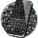 Black Cheetah For GO Keyboard icon
