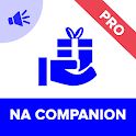 NA Audio Companion App icon