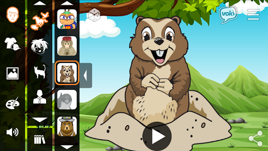 Voki For Education- screenshot thumbnail