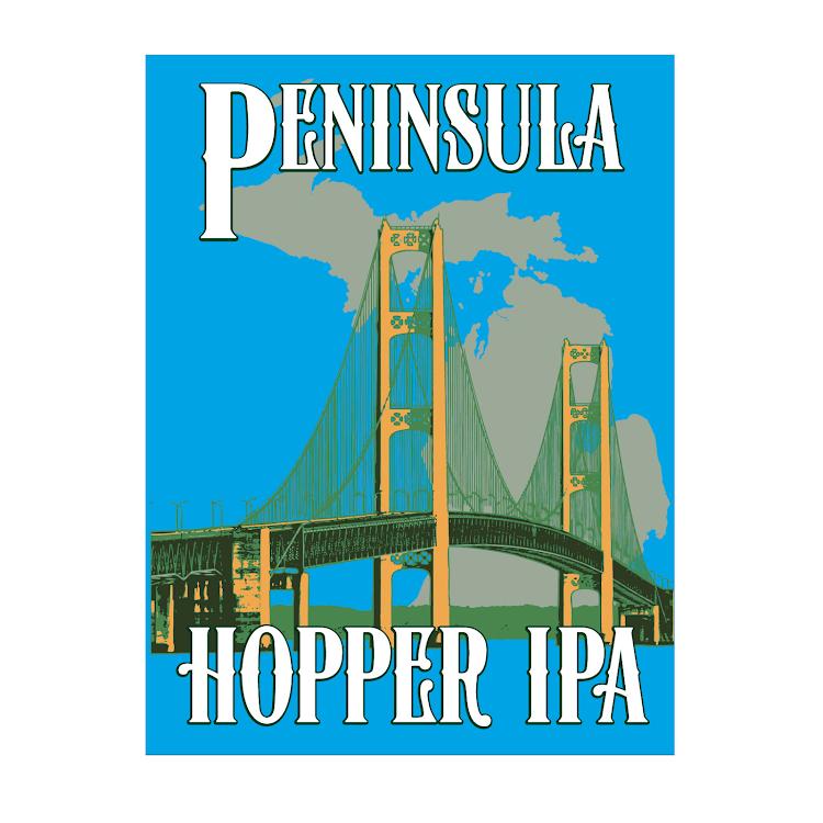 Logo of Monkey Fist Peninsula Hopper IPA