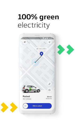 WeShare Car Sharing 1.25.6204 screenshots 2