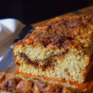 Spiced Orange Buttermilk Loaf