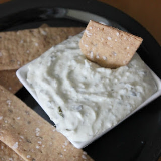 Herbed Garlic and Parmesan Dip Recipe
