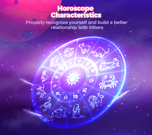 Screenshot for Daily Horoscope - Astrology & Zodiac Sign in United States Play Store