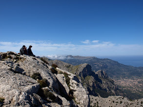 Photo: Summit of Puig de l'Ofre (hike 49)