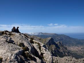 Photo: Summit of Puig de l'Ofre (hike 49)