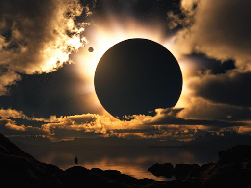 Moon Eclipse Live Wallpaper