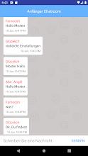German Learning Chat Room screenshot thumbnail