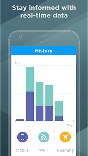 My Data Manager - Data Usage- screenshot thumbnail