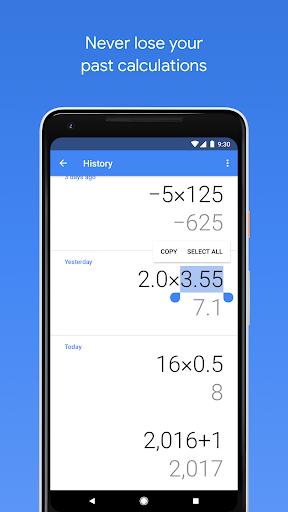 Calculator 7.4.1 (4452929) screenshots 3