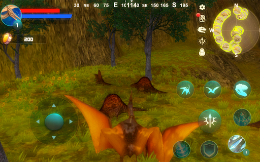 Pteranodon Simulator 1.0.1 screenshots 16