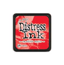 Tim Holtz Distress Mini Ink Pad - Candied Apple