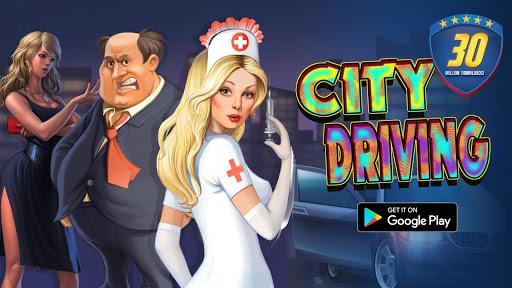 City Driving 3D  screenshots 7