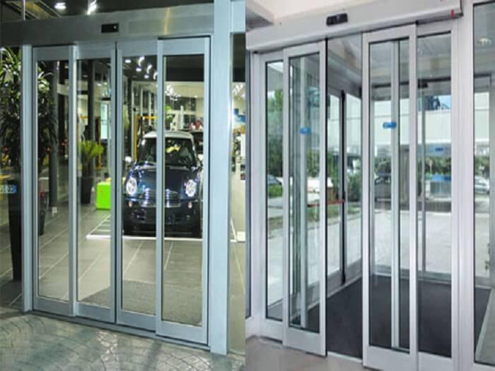 Cổng cửa tự động đang được sử dụng phổ biến trên thị trường