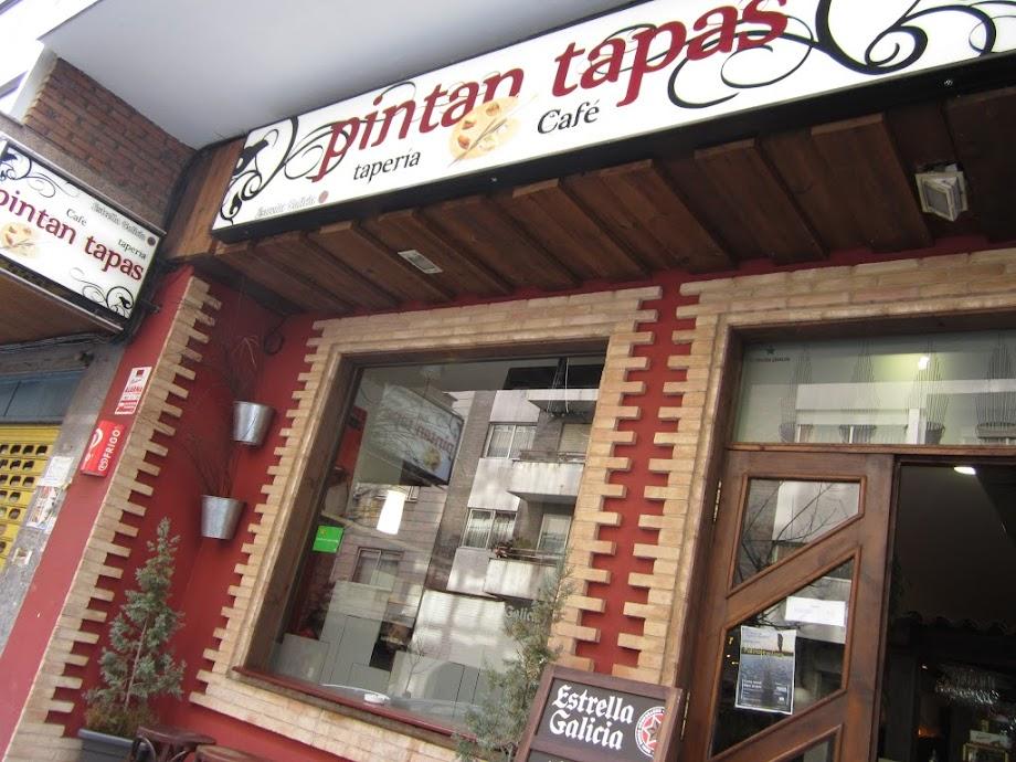 Foto Tapería Pintan Tapas 4