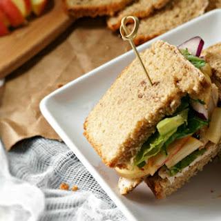 Copycat Panera Roasted Turkey, Apple, and Cheddar Sandwich Recipe