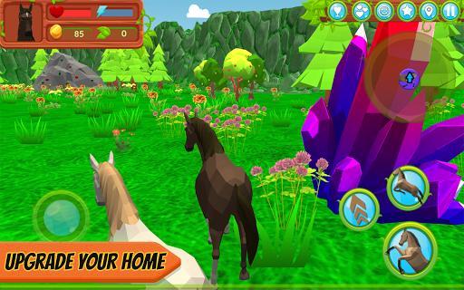 Horse Family u2013 Animal Simulator 3D apkmr screenshots 4