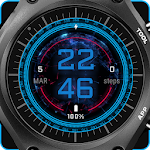 Laser Watch Face Icon