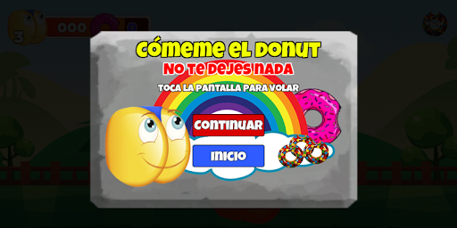 Cu00f3meme el donut !! 0.0.1 screenshots 4